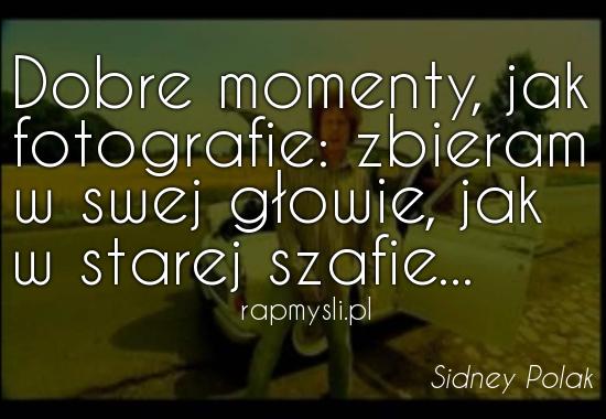 Sidney Polak - Otwieram wino